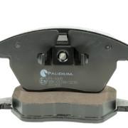 Palidium brake pads stacked